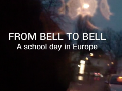A school day in Europe